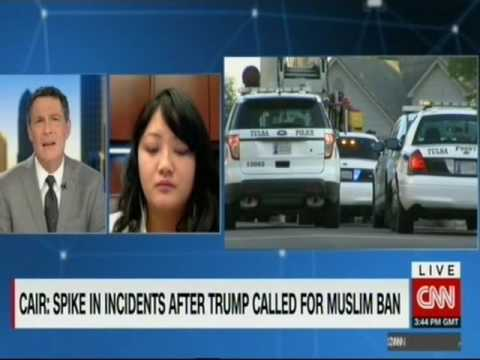 Video: CNN International Interviews CAIR-OK Rep About Alleged Hate Crime Murder of Arab-American