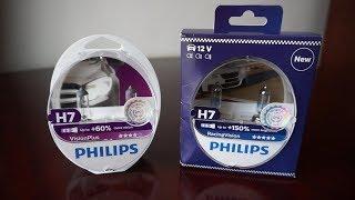 Philips VisionPlus vs RacingVision