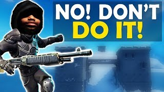 NO! DON'T DO IT!... | DAEQUAN'S THOUGHTS ON AIM ASSIST - (Fortnite Battle Royale)