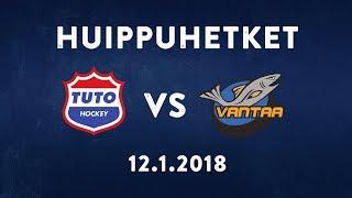 TUTO - K-Vantaa ottelukooste (12.1.2018)