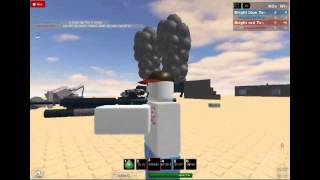 Roblox IMF war battle gameplay