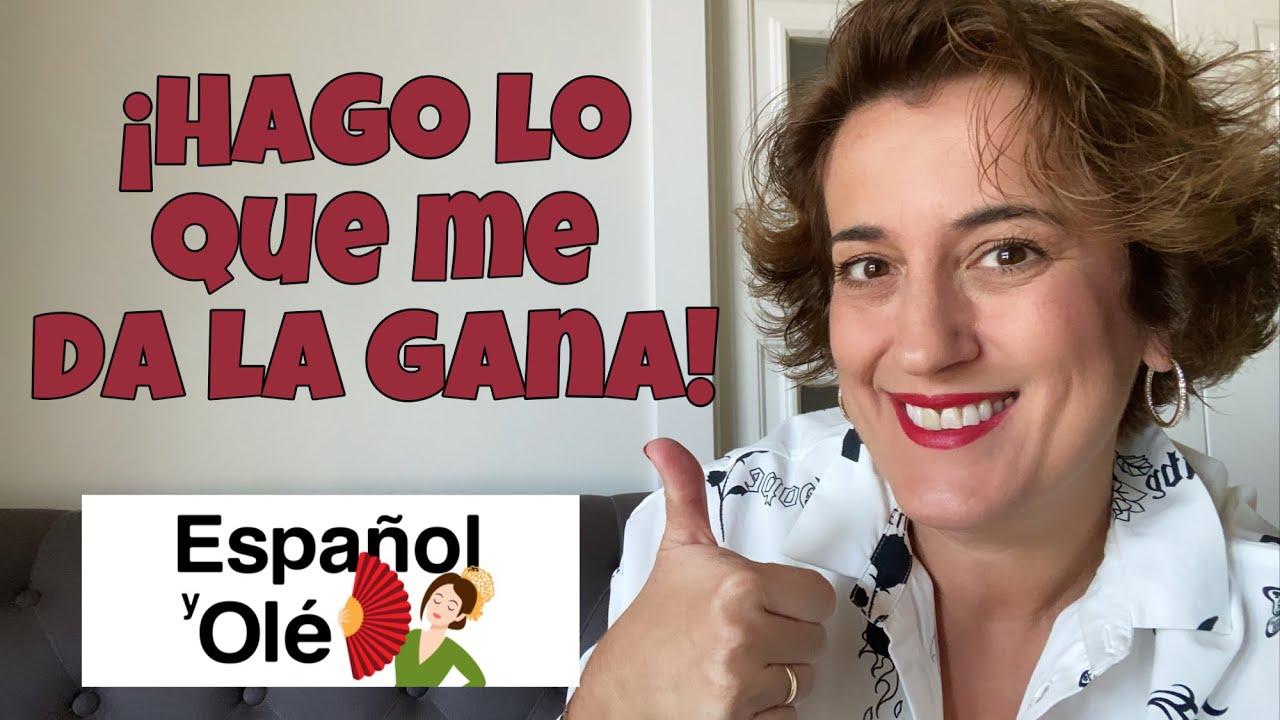 😱😱😜 ¡HAGO LO QUE ME DA LA GANA! Frases COLOQUIALES en Español. 👉 Español HABLADO en la CALLE.