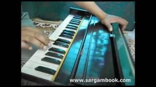 Download Hindi Video Songs - Sachi Muchi - Sultan Harmonium Tutorial ~ Sargam Book
