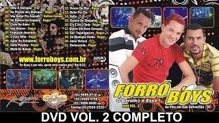 Video Forró Boys - Vol 2 DVD Completo download MP3, 3GP, MP4, WEBM, AVI, FLV Februari 2018