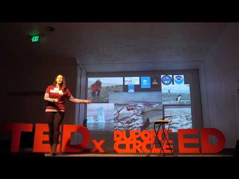 Kelly McCarthy TEDxDupontED Transformational Professional Development: The Ice