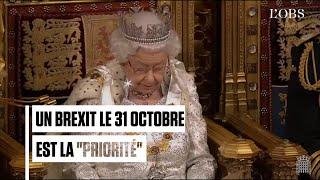 """Un Brexit le 31 octobre est la """"priorité"""" de Londres"""