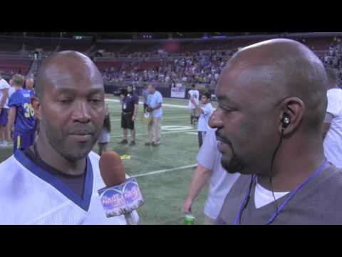 Torry Holt - Legends of the Dome, Full Interview