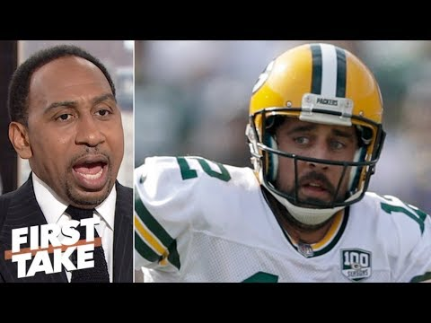 Ty Montgomery should be cut for spoiling Aaron Rodgers' comeback vs. Rams - Stephen A. | First Take