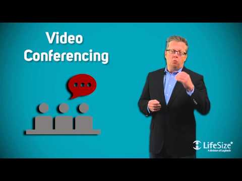 Web Conferencing vs. Video Conferencing (LifeSize)