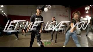 "Neyo - ""Let Me Love You"" - COLLABORATION CLASS  - Phil Wright & Bobby Decones 