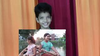 Akasher Miti Miti Tara | Shammo Song | Reaction indian twins