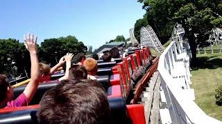 Jack Rabbit Back Seat POV 2016 FULL HD Seabreeze