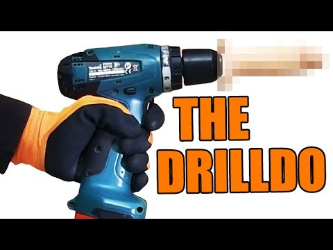 drill dildos Power