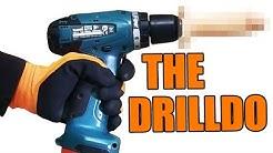 DILDO vs. DRILL | How to make a drilldo