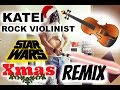 Download KATEI - The Imperial March STARWARS Xmas Remix Violin Cover MP3 song and Music Video
