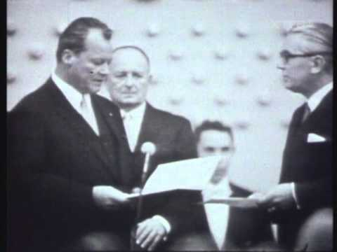 Willy Brandt Rücktritt Wochenspiegel