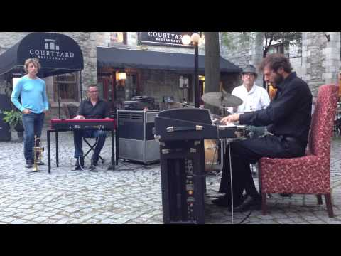 Jazz in the Courtyard - part 2