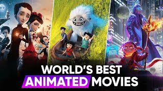 TOP 9 Best Animation Movies in Hindi | Best Hollywood Animated Movies in Hindi List | Movies Bolt Thumb