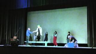 2012.gada Ziemassvētku koncerts Vidzemes Augstskolā