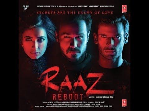 RAAZ REBOOT Official Trailer  Emraan...