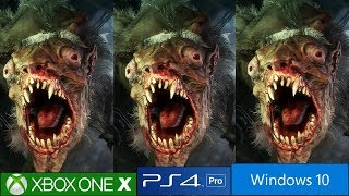 Metro Exodus PS4 Pro vs Xbox One X vs PC Graphics Comparison - A Visual Masterpiece