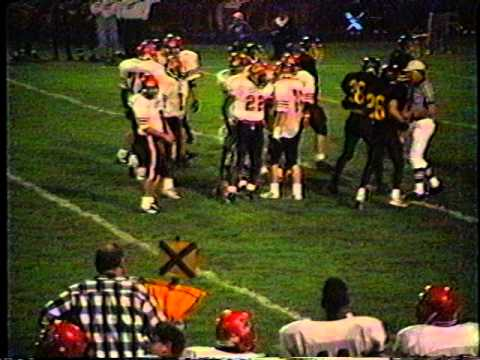 Riverside vs Harvey Football 1992