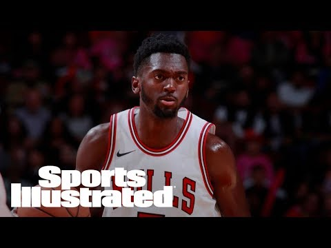 Bulls Suspend Bobby Portis Eight Games After Nikola Mirotic Scuffle | SI Wire | Sports Illustrated