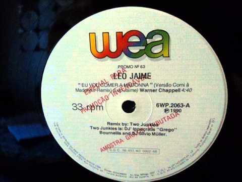 """Léo Jaime – Eu Vou Comer a Madonna (Versão """"Comi À Madonna"""" – remix 1990)"""