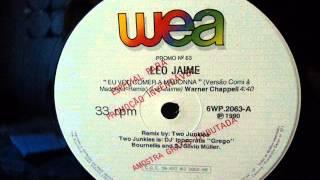 """Léo Jaime - Eu Vou Comer a Madonna (Versão """"Comi À Madonna"""" - remix 1990)"""