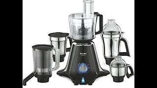 Preethi Zodiac Mixer Grinder Review | Master Chef Jar Review and functions