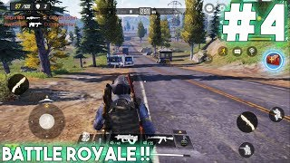 BATTLE ROYALE MODE !!!  | Call of Duty: Mobile Gameplay #4 (ANDROID)