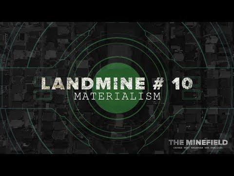 The Minefield - Stop Grabbing - Edric Mendoza