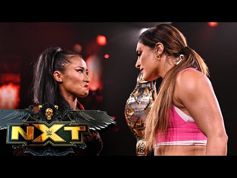 Xia Li sets her sights on Raquel Gonzalez's title: WWE NXT, July 13, 2021