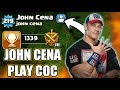 OMG😲JOHN CENA PLAY CLASH OF CLANS WITH PROOF | INDIAN CRICKETER PLAY CLASH ROYAL