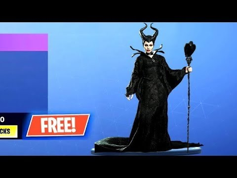 How To Get Maleficent Skin For FREE In Fortnite (Mistress Of Evil)