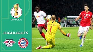 Bayern without mercy  RB Leipzig vs FC Bayern München 03  Highlights  DFB Cup 201819  Final