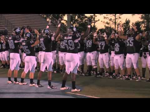 """BOYS OF FALL"" KENNY CHESNEY AND EMINEM ""LOOSE YOURSELF""  CAMDEN COUNTY WILDCAT MOTIVATIONAL VIDEO"