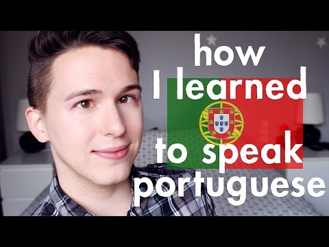 HOW I BECAME FLUENT IN PORTUGUESE