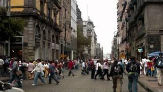 Ciudad de México - Hermosa Megalopolis