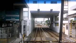 全面展望 静岡鉄道編草薙新静岡間