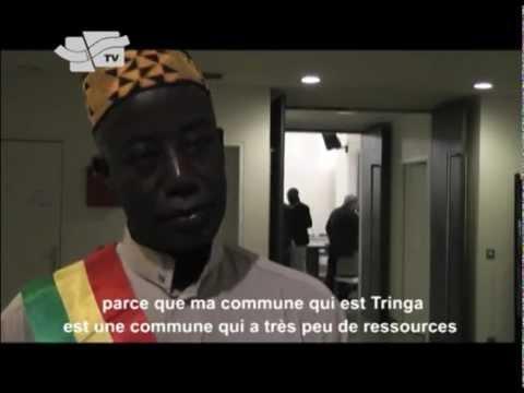 Reportage : Soirée solidarité et paix au...