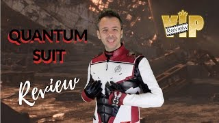 From Avengers Endgame: Quantum Suit Review