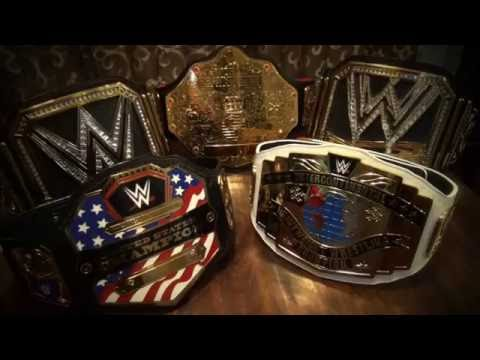 WWE INTERCONTINENTAL CHAMPIONSHIP REPLICA BELT UNBOXING