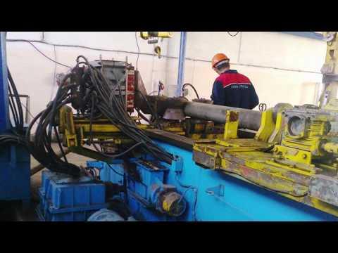 Производство отводов гнутых