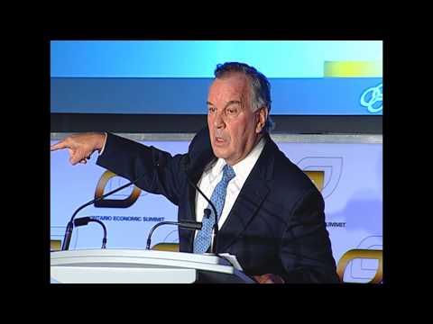 Ontario Economic Summit Keynote from Richard M. Daley