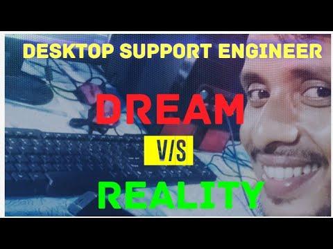 Desktop support engineer jobs in pune wipro