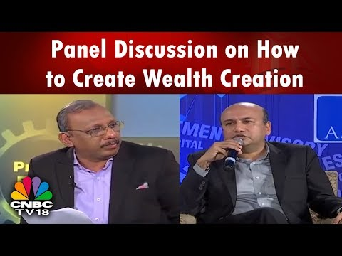 Panel Discussion on How to Create Wealth Creation | UPER CREST | CNBC TV18