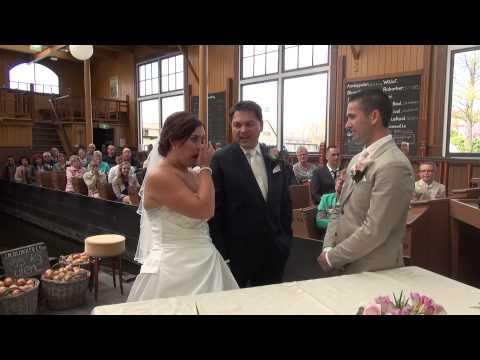 Speech bruiloft vader