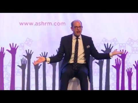 ASHRM 2016: Dr Tommy Weir