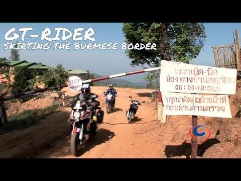 Ride Thailand - The Golden Triangle - Skirting the Burmese Border